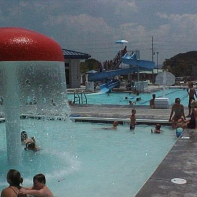 Community Center Outdoor Pool