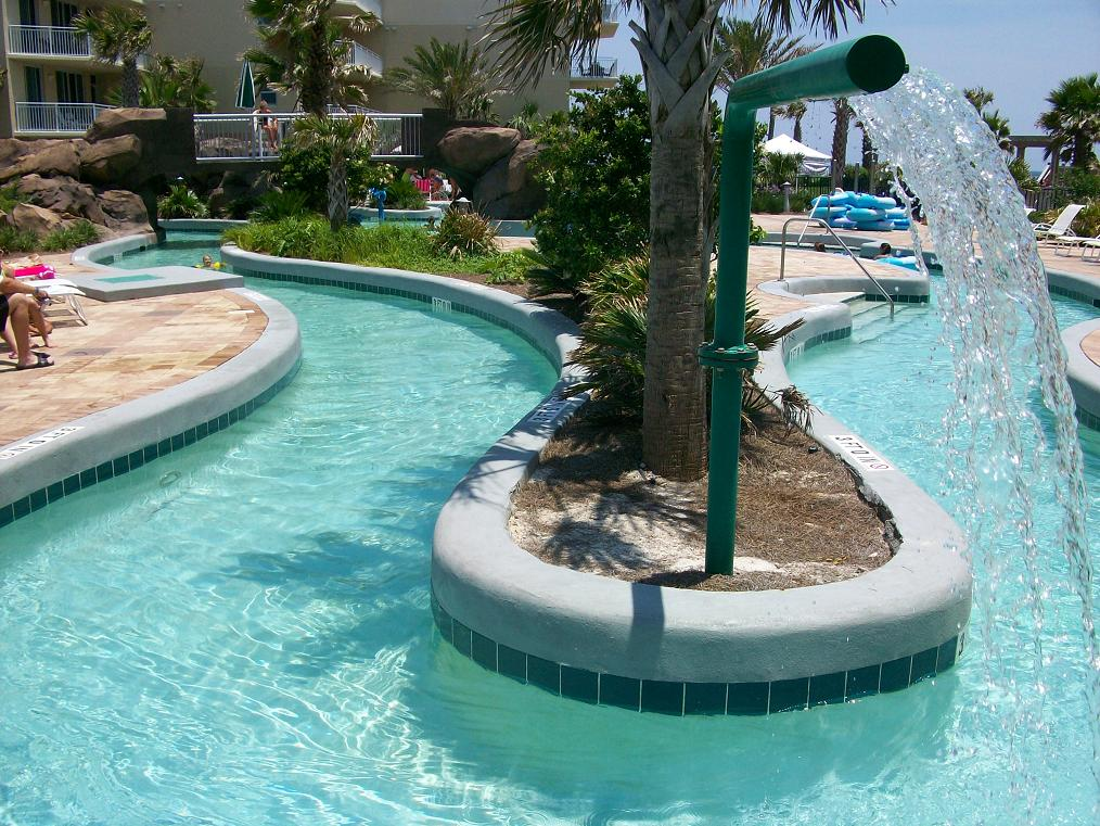 Homeaway Ft Walton The Lazy River Waterscape A513 Sky Ventures Beach And Mountain Als